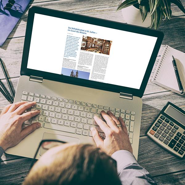 Matthias Horber horber marketing schreibt für Sie Texte