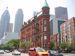 Gebäude in Toronto - fotografiert von Matthias Horber horber marketing