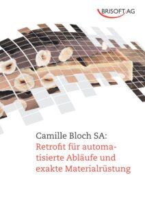 Flyer Brisoft Camille Bloch